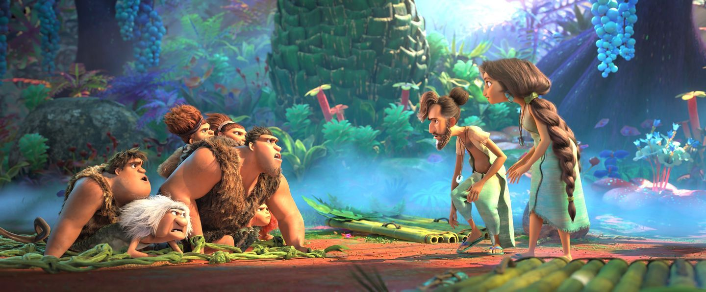 The Croods 2: A New Age - Pearl & Dean - The Greatest Name ...